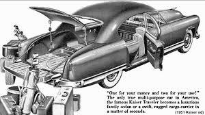 history of kaiser cars 1947 1955 1951 kaiser cars