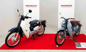 Honda Produces 100 Millionth Super Cub News Car And Driver Blog