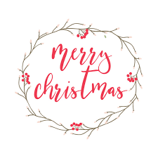 Sweet And Simple Merry Christmas Design