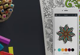 Adult Coloring Book App Recolor Helps You Destress On The Go