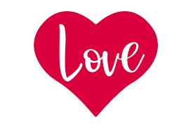 Love Heart Svg Cut File By Creative Fabrica Crafts Creative Fabrica