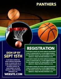 basketball training flyer template basketball poster templates postermywall