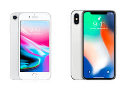 Iphone 8 And Iphone X Comparison Chart Weight Size And Battery Life Iphone X Vs Iphone 8 Vs Iphone 7