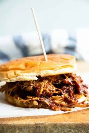 slow cooker pulled pork texas style