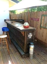 outdoor bar stool plans wood bar plans portable outdoor bar smart and delightful ideas to try