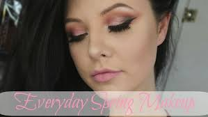 introduction simple everyday spring makeup tutorial