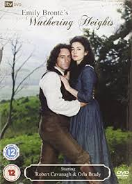 wuthering heights dvd amazon co uk orla brady robert cavanagh wuthering heights dvd