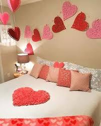 valentine bedroom decor