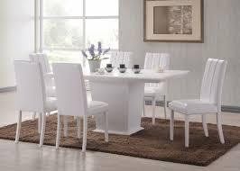 white dining room set formal. Dining Room, Excellent Ebay Room Sets Formal White Table Set D