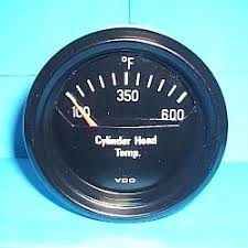 vdo instruments and vdo gauges for permit aircraft vdo cht gauge sender 310 901