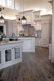 rustic white kitchen ideas. Exellent White Rustic Floor White Cabinets Inside Kitchen Ideas C