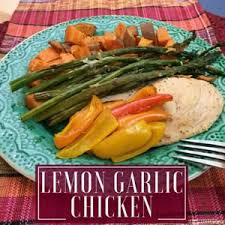 healthy en recipes lemon garlic en recipe