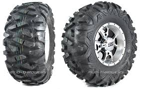 Quad Tire Size Chart Maxxis Bighorn Radial