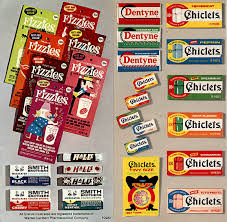Chiclets - Tiny Size were a favorite! | I recall | Pinterest ...