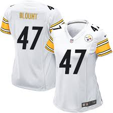 Game Pittsburgh Blount 47 Mens Mel Throwback Nfl Steelers Jersey Goldblack Alternate Anniversary 80th