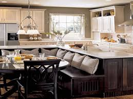 Cushion Flooring Kitchen Built In Bench Seat Kitchen Sun Filled Kitchen Window Seat Nook