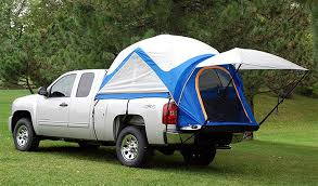 Truck Tent Camper - 5 Pickup Truck Bed Tents that Are Easy to Set up ...