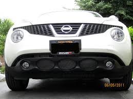 2011-14 Nissan Juke Mesh Grill Insert kit by customcargrills