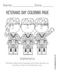 Veterans Day Coloring Pages Printable Veterans Day Coloring Pages ...