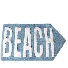 strikingly inpiration beach bath rugs mainstays catching rays tufted rug com