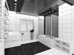 modern black white. Modest Modern Black And White Bathroom Picture Of Dining Table Ideas Title D