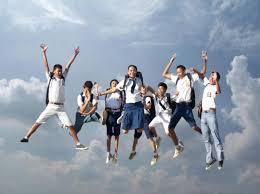 Hasil gambar untuk gambar remaja indonesia