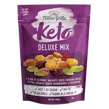 garden keto deluxe mix 680g costco uk
