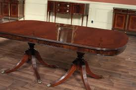 Mahogany Dining Room Table Mahogany Dining Table Large Dining Dining Room Table Mahogany