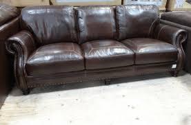 Friedson Simon Li Leather Sofa Sofa Reviews Sofa Under 200