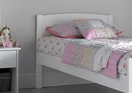 Portland Bedroom Furniture Portland Solo White Bed Frame