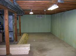 Appealing Cool Unfinished Basement Ideas Photo Decoration Ideas ...