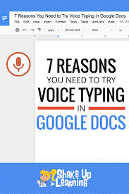 Venn Diagram In Google Slides 7 Reasons You Need To Try Voice Typing In Google Docs Shake Up