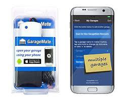 open garage door with iphoneBluetooth Garage Door Opener US Review