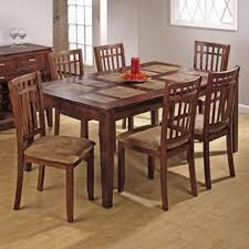 ... Delightful Decoration Tile Dining Table Crafty Inspiration Jofran  Rolanda Terra Cotta Tile Dining Table And 6 ...