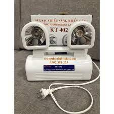 SALE SALE - Đèn khẩn cấp Kentom KT-402 - hình thật - Đèn pin Hãng KENTOM