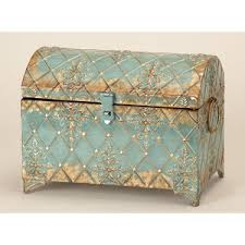 Decorative Metal Boxes With Lids Metal Box Home Accents Decorative Boxes Polyvore Home 2