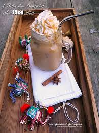 better than starbucks iced chai latte