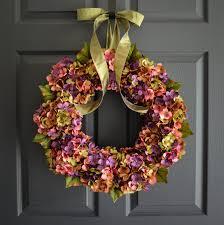 wreaths for front doorsFront Doors  Coloring Pages Outdoor Front Door Wreath 90 Outdoor
