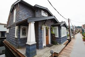 Small Picture From the home front Seattle Floating Homes Tour House of