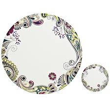 round table mats and coasters home decorating ideas interior design