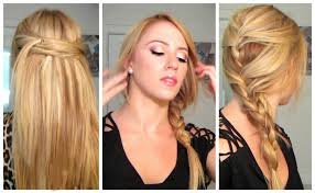 Very Easy Cute Hairstyles Extremely Easy Hairstyles For Long Hair Easy Casual Hairstyles