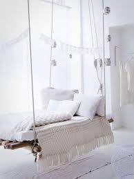 ... hanging bed View in gallery ...