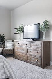 Modern Bedroom Chest Of Drawers 17 Best Ideas About Dresser Styling On Pinterest Dresser Top