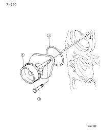 1994 dodge ram 2500 water pump diagram 00000efz