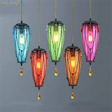 colored glass pendant lights style colored glass pendant lamp for multi colored glass pendant lights