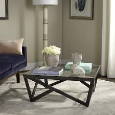 Famous Coffee Table Designers Fox4242a Coffee Tables Furniture By Safavieh