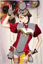 ring master costume circus ring master