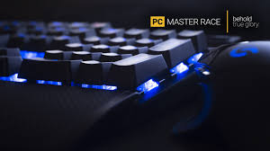 computer mouse, hardware, Master Race ...