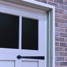 Garage Door garage door exterior trim photographs : Aluminum Capping Garage Door
