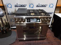 dacor iq dual fuel range photos 5
